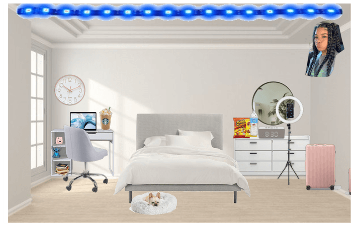 this is Nia room