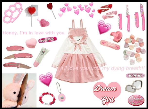 Yandere Dream Girl