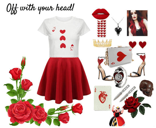 Lizzie Hearts (Queen of hearts daughter