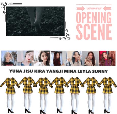 {MARIONETTE} 'love4eva' MV Opening Scene