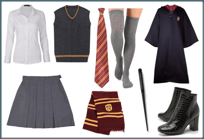 Hogwarts Uniform Cosplay Cosplay
