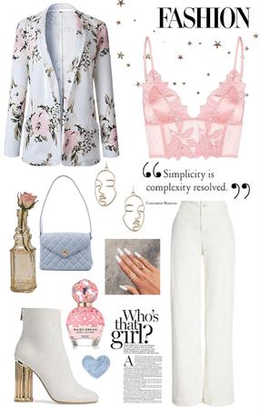 pastels & florals