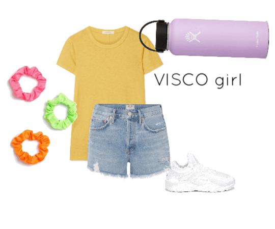 VISCO girl