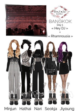 BSW World Tour: Bangkok Day 1