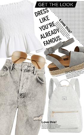 gray stylish