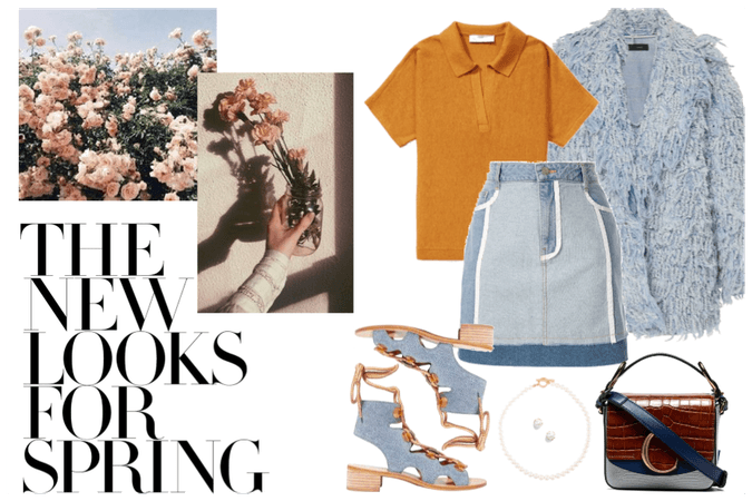 Denim (Spring Everyday Look)