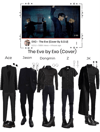 EXO- The Eve (cover by sou)