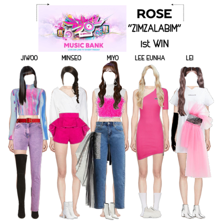 "{RoSE} ""ZIMZALABIM"" 1st Win"