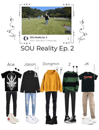 Sou Reality ep 2- hide and seek