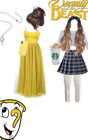 Bella cosplay