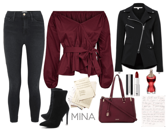 Mina Outfit 1