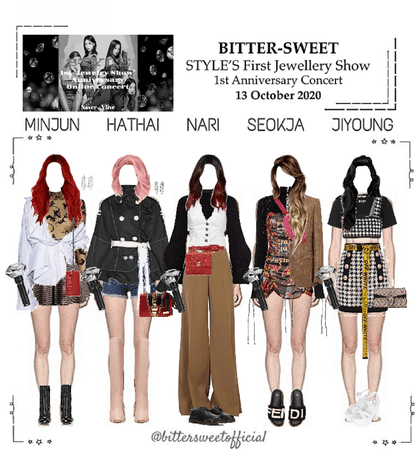 BITTER-SWEET [비터스윗] STYLE's Online Concert 201013