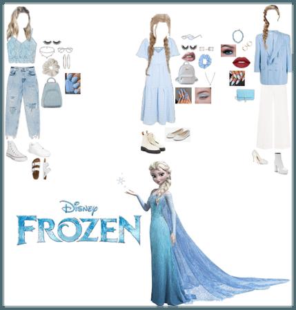 Modern Day Elsa
