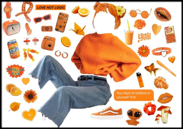 Orange 🍊🧡