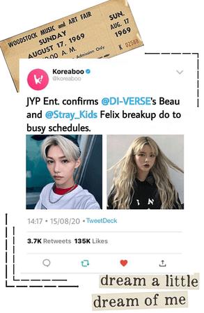 DI-VERSE Beau & Felix Breakup News