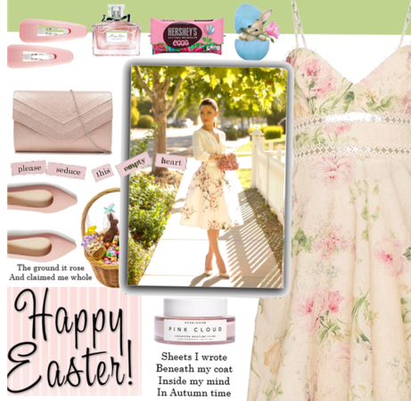 Easter Sunday Outfit.