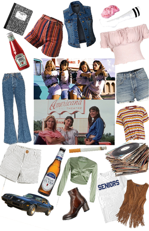 Dazed & Confused: The Girls