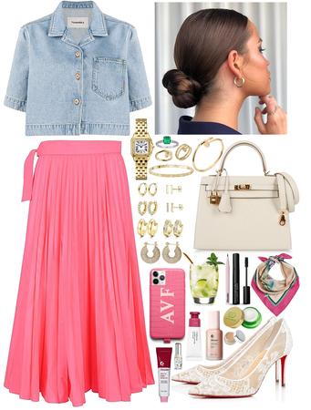 skirt days 💕💙💞