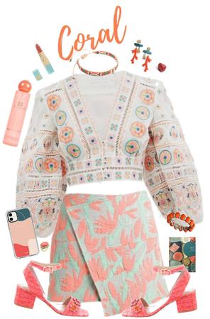 Coral Mint