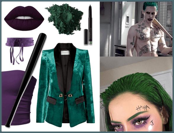 Joker 4 Halloween