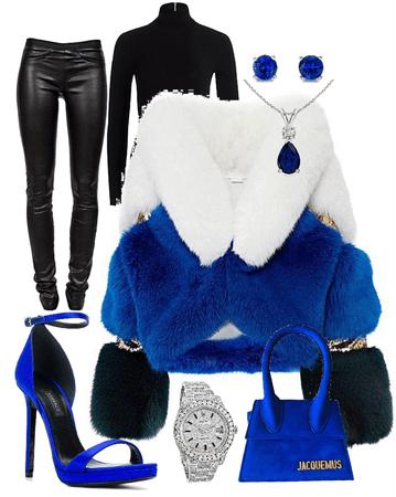 Eff Feeling Blue X Kena2Cakey