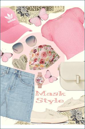 Mask style