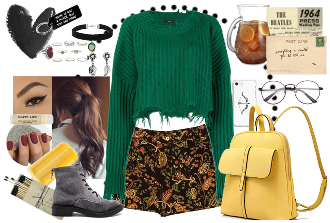 Sweaters, Tea and Chapstick