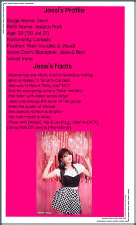 Crushes (호감) Jessi Re-Intro