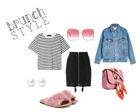 The Brunch Style Barbie