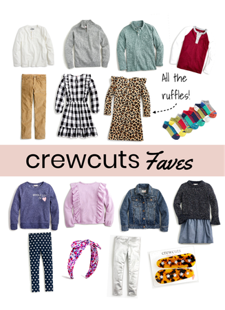 crewcuts Faves