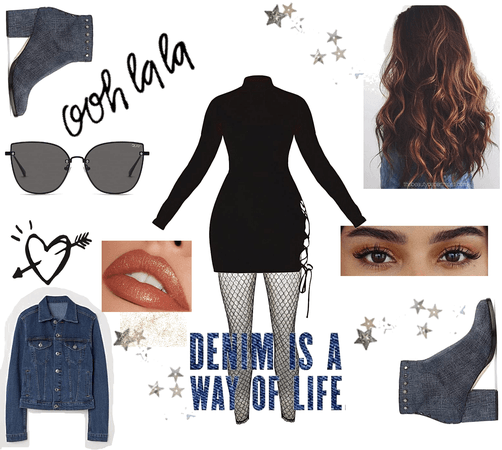 Denim All Day, Every Day!