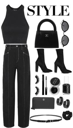 Black fit🖤🖤🖤