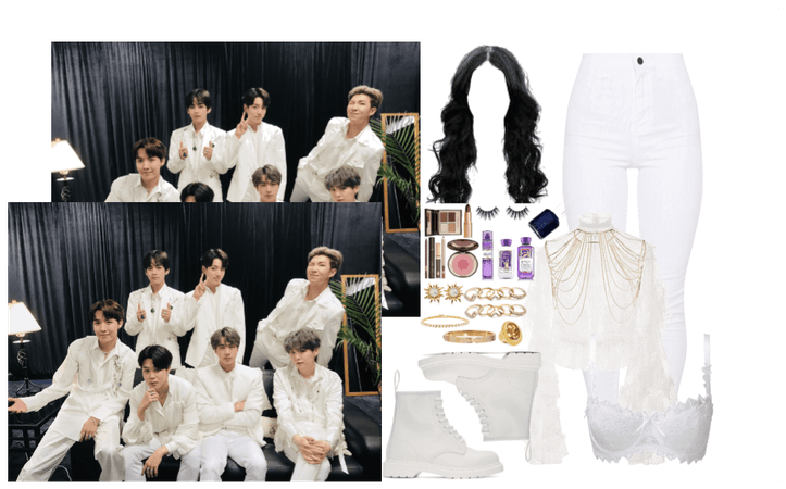 the 8th member: Concert Outfit
