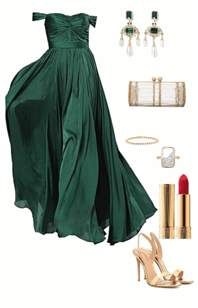Emerald evening
