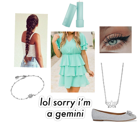 Gemini Spring Outfit