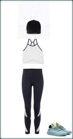 stylish workout