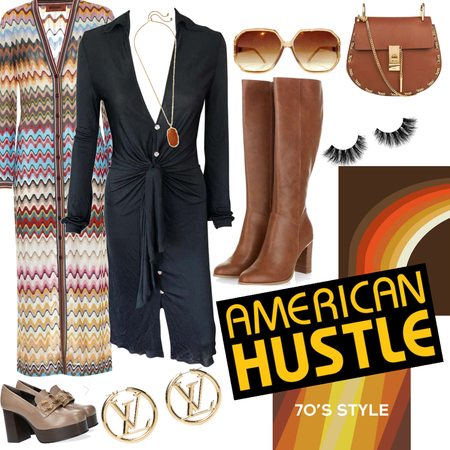 Inspired by American Hustle