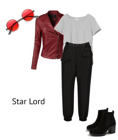 Star Lord Disneybound