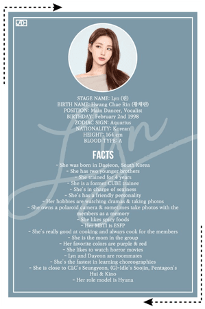 JADE (제이드) LYN Profile