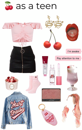 🍒cherry as a person🍒