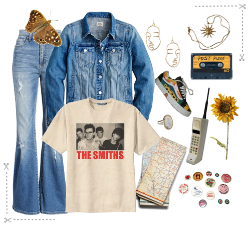 Denim Is A Love That Never Fades