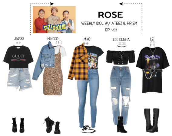 {RoSE} Weekly Idol 453