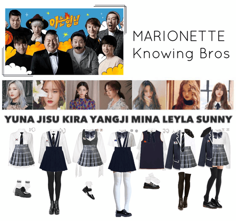 {MARIONETTE} Knowing Bros
