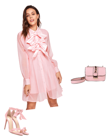 Pink Bows!!
