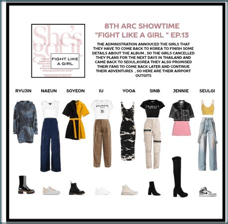 8th Arc showtime ep 13