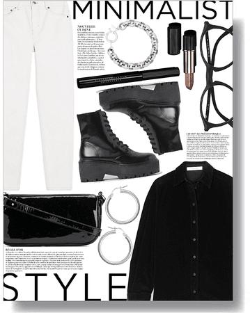 minimalist style #20