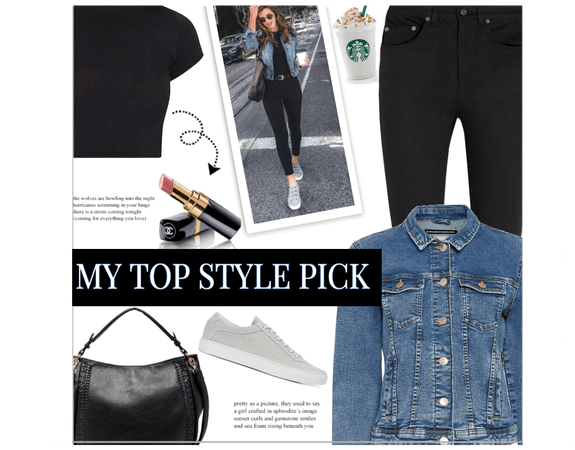 My top style pick