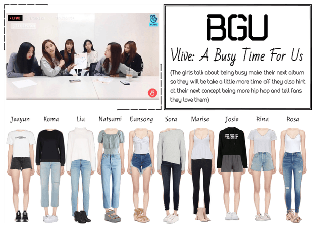 BGU Vlive: A Busy Time For Us