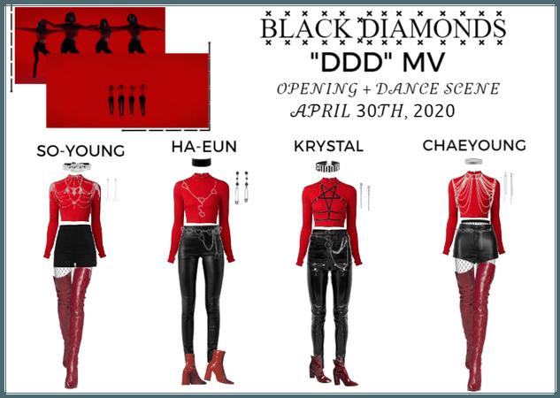 "{BLACK DIAMOND} ""DDD"" MUSIC VIDEO"