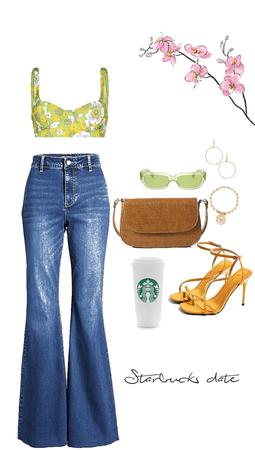 Starbucks date